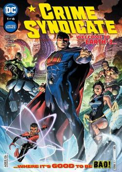 Crime Syndicate (2021-)