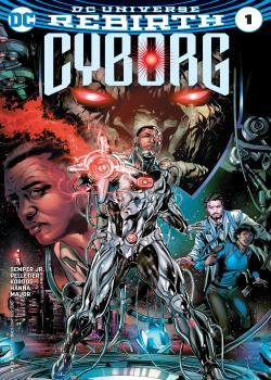 Cyborg(2016-)