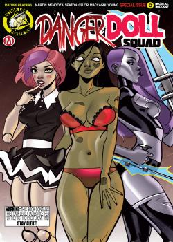 Danger Doll Squad (2017)