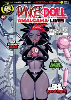 Danger Doll Squad Presents: Amalgama Lives! (2019-)