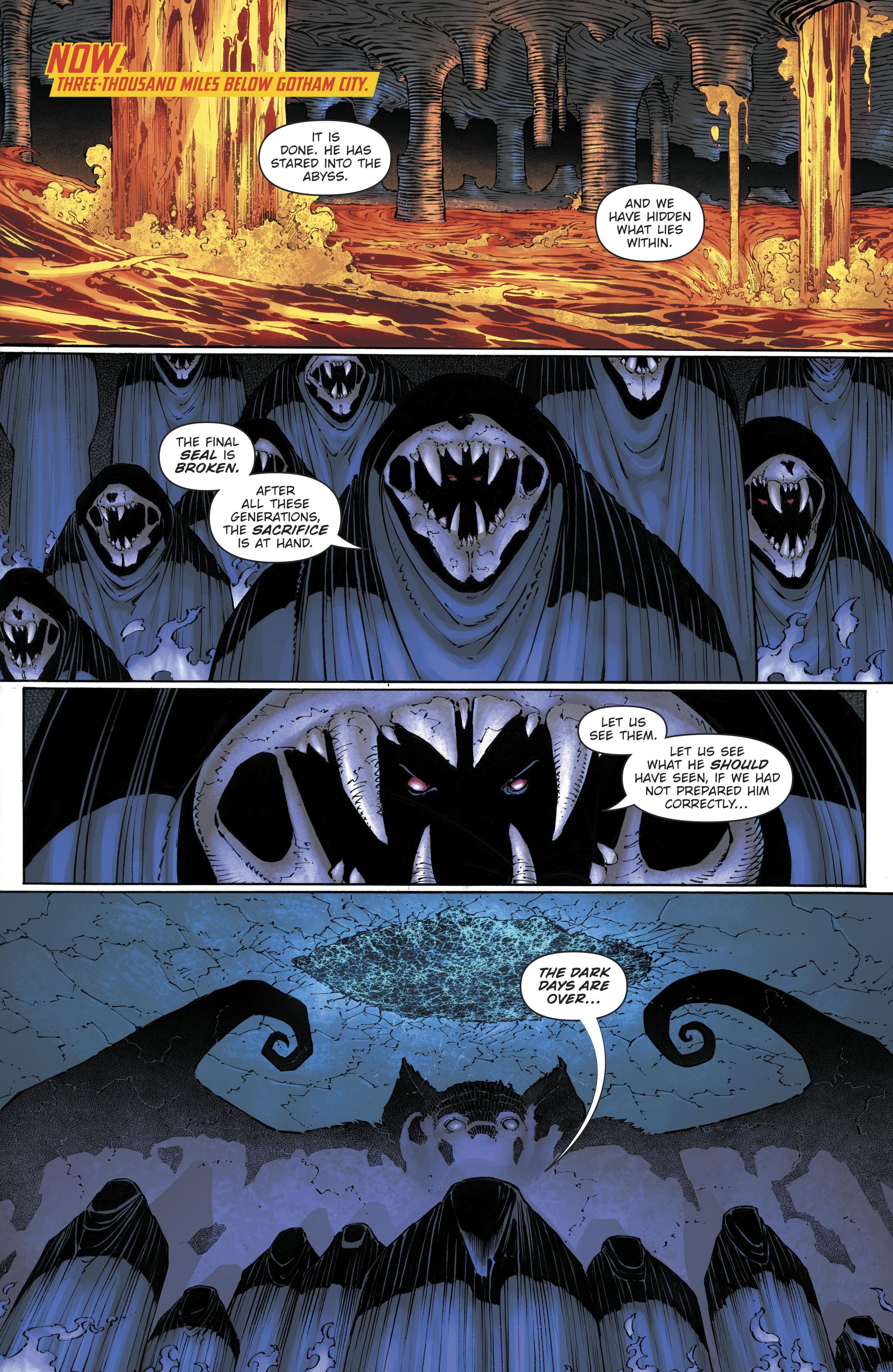 黑暗的日子:铸造(2017-): Chapter 1 - Page 黑暗的日子:铸造(2017-)