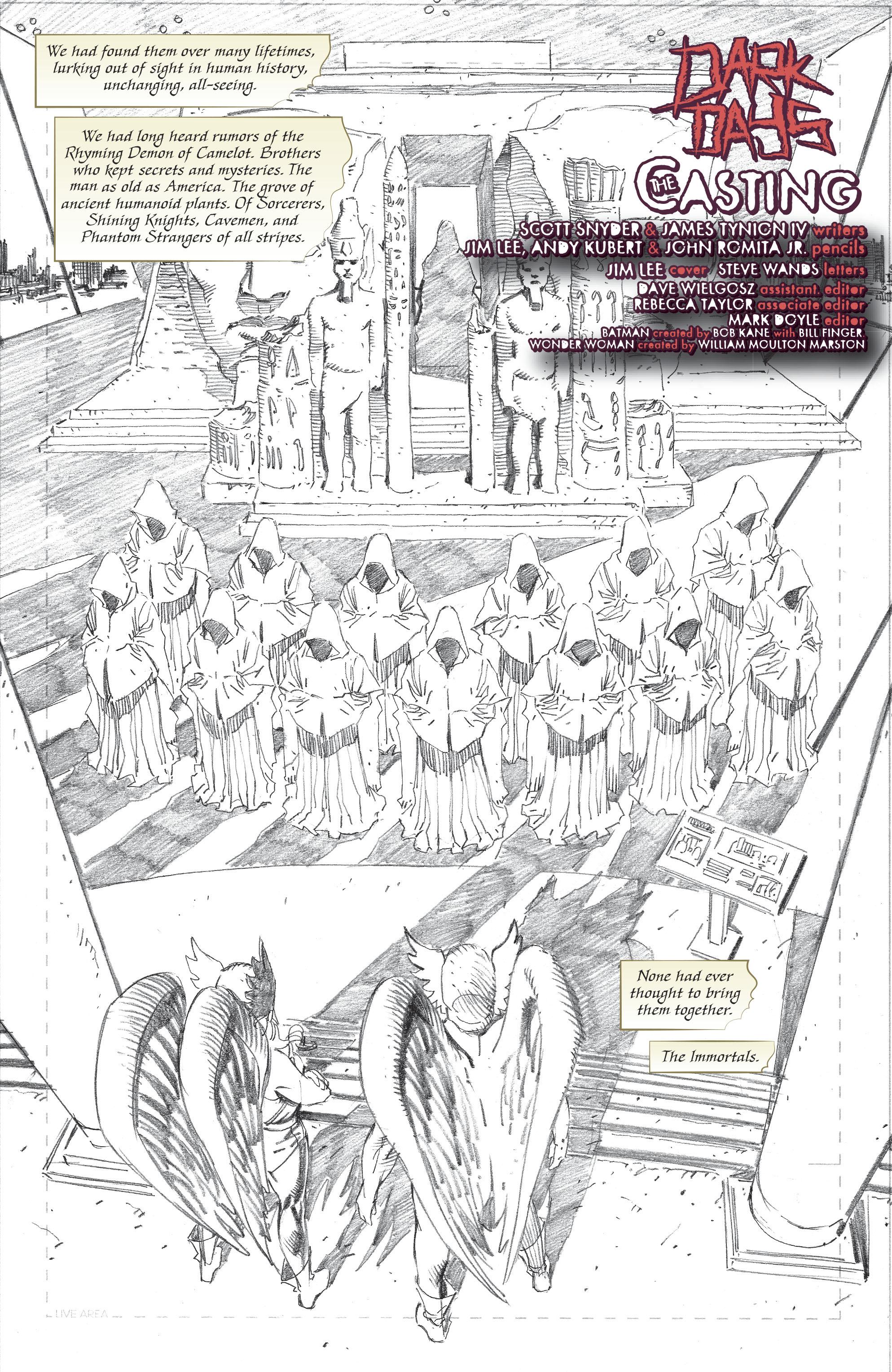 黑暗日子:The Forge / The Casting Director's Cut(2017): Chapter 1 - Page 黑暗日子:The Forge / The Casting Director's Cut(2017)