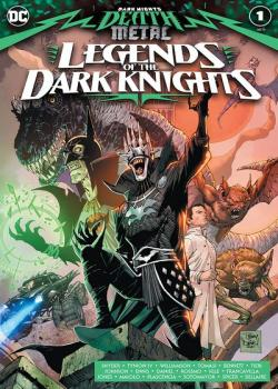 Dark Nights: Death Metal Legends of the Dark Knights (2020)