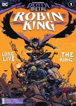 Dark Nights: Death Metal Robin King (2020)