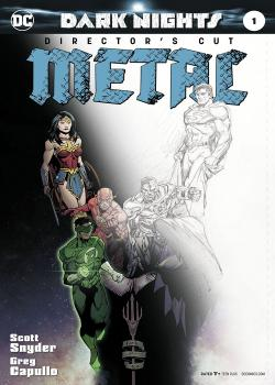 Dark Nights: Metal - Director's Cut (2017-)