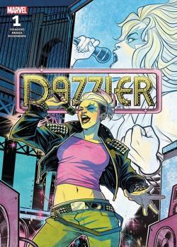 Dazzler:X-Song(2018)