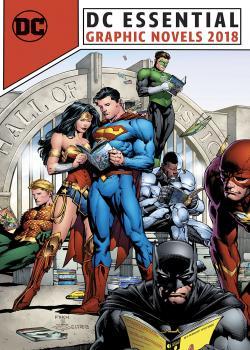 DC Essentials Graphic Novels 2018 (2017)