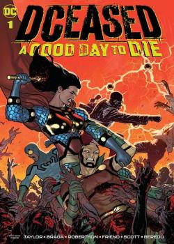 DCeased: A Good Day to Die (2019-)