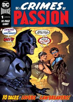 DC's Crimes of Passion (2020-)