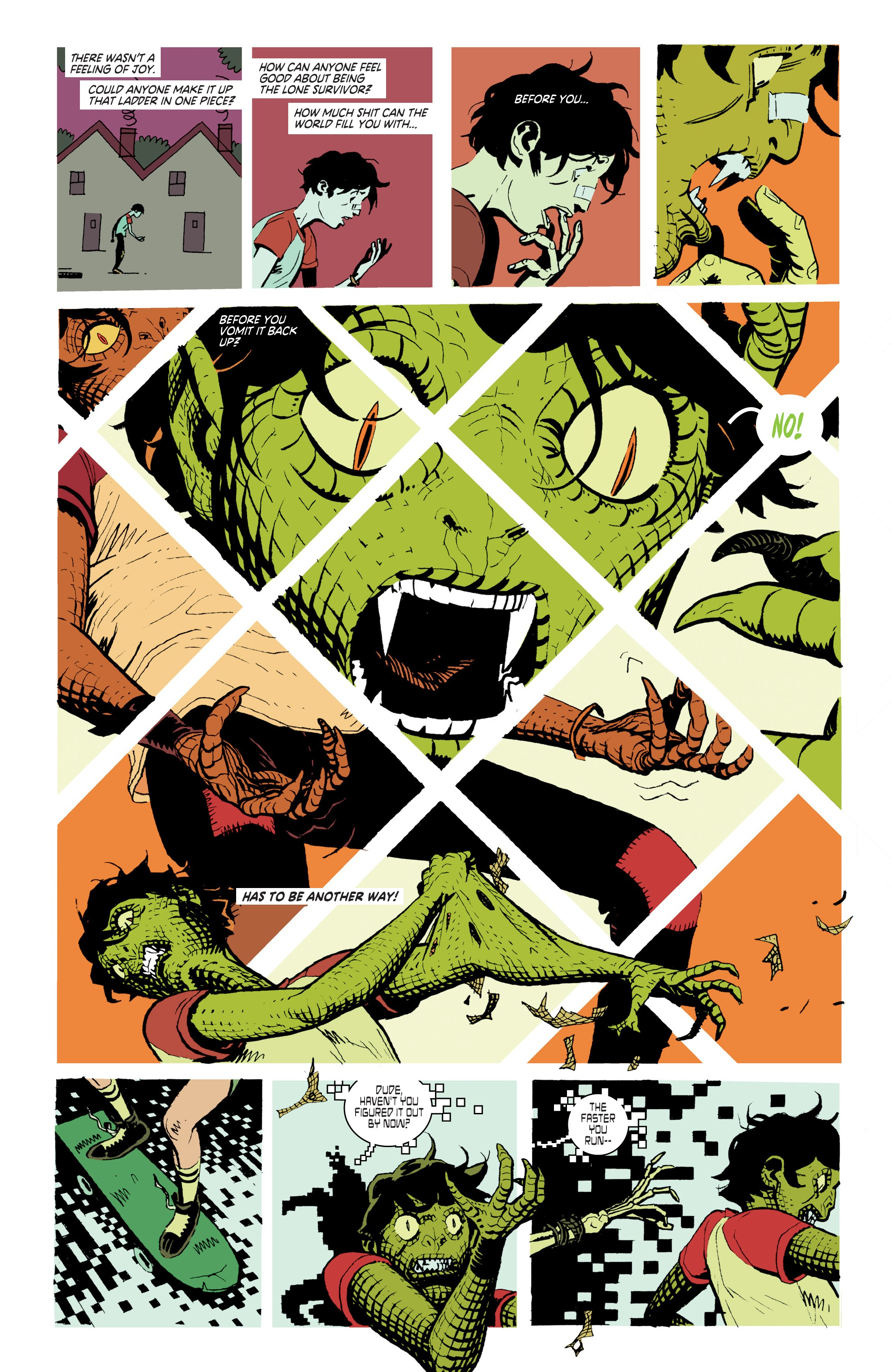 Deadly Class 2014 Chapter 36 Page 8
