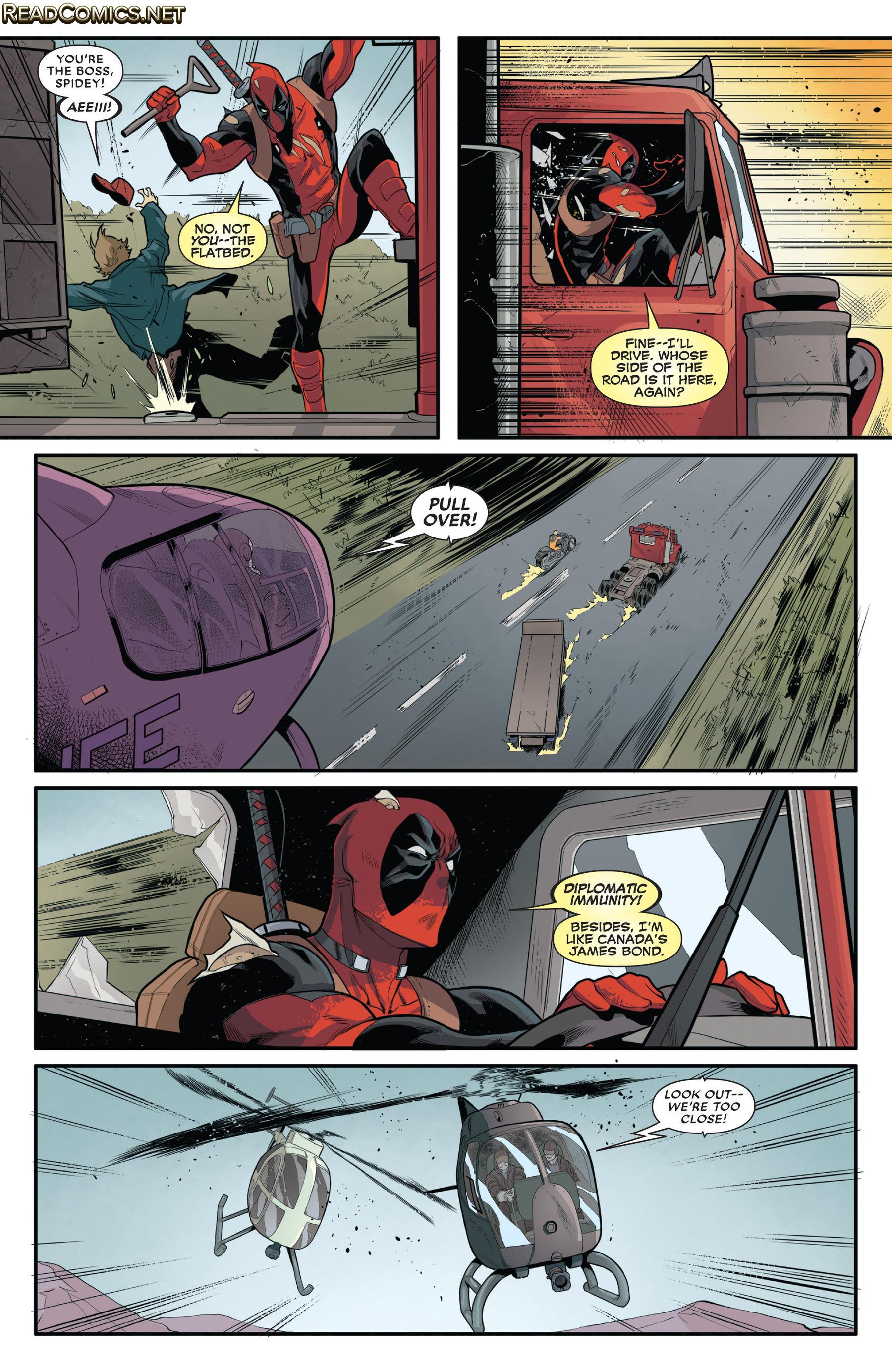 Deadpool (2015-2017) #9