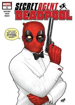 Deadpool: Secret Agent Deadpool (2018-)