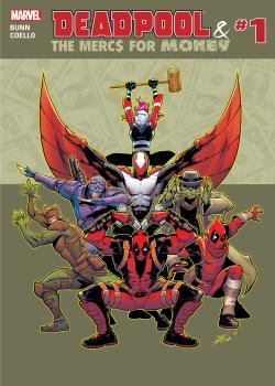 Deadpool & The Mercs For Money (2016-)