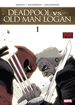 Deadpool vs. Old Man Logan (2017-)