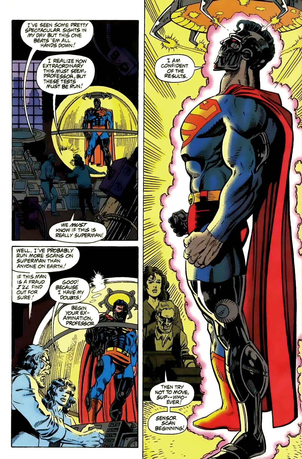 Death And Return Of Superman Omnibus 1992 Chapter 23 Reign Of The Supermen Page 21