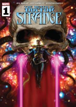 Death of Doctor Strange (2021)