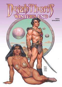 Dejah Thoris: Winter's End (2021)