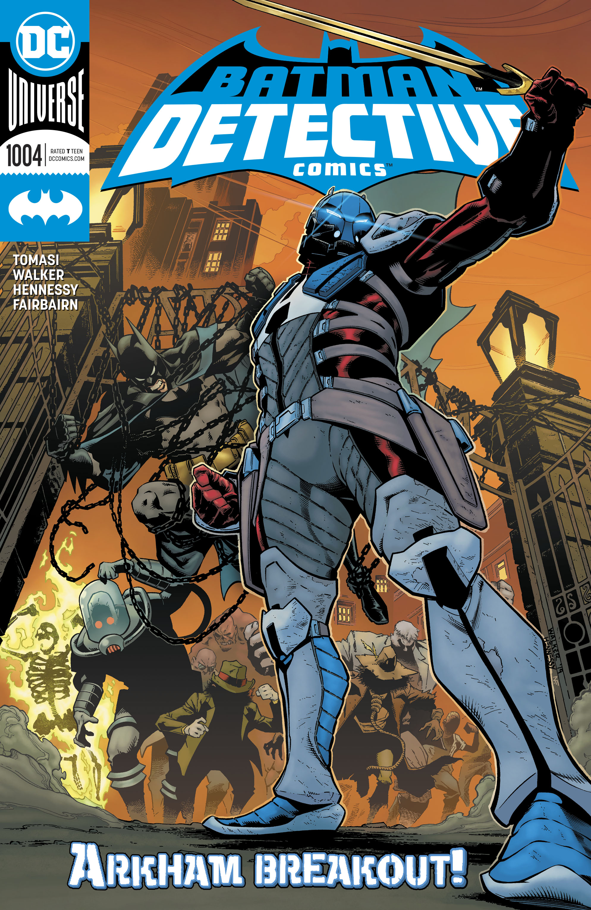 Detective Comics (2016-): Chapter 1004 - Page 1