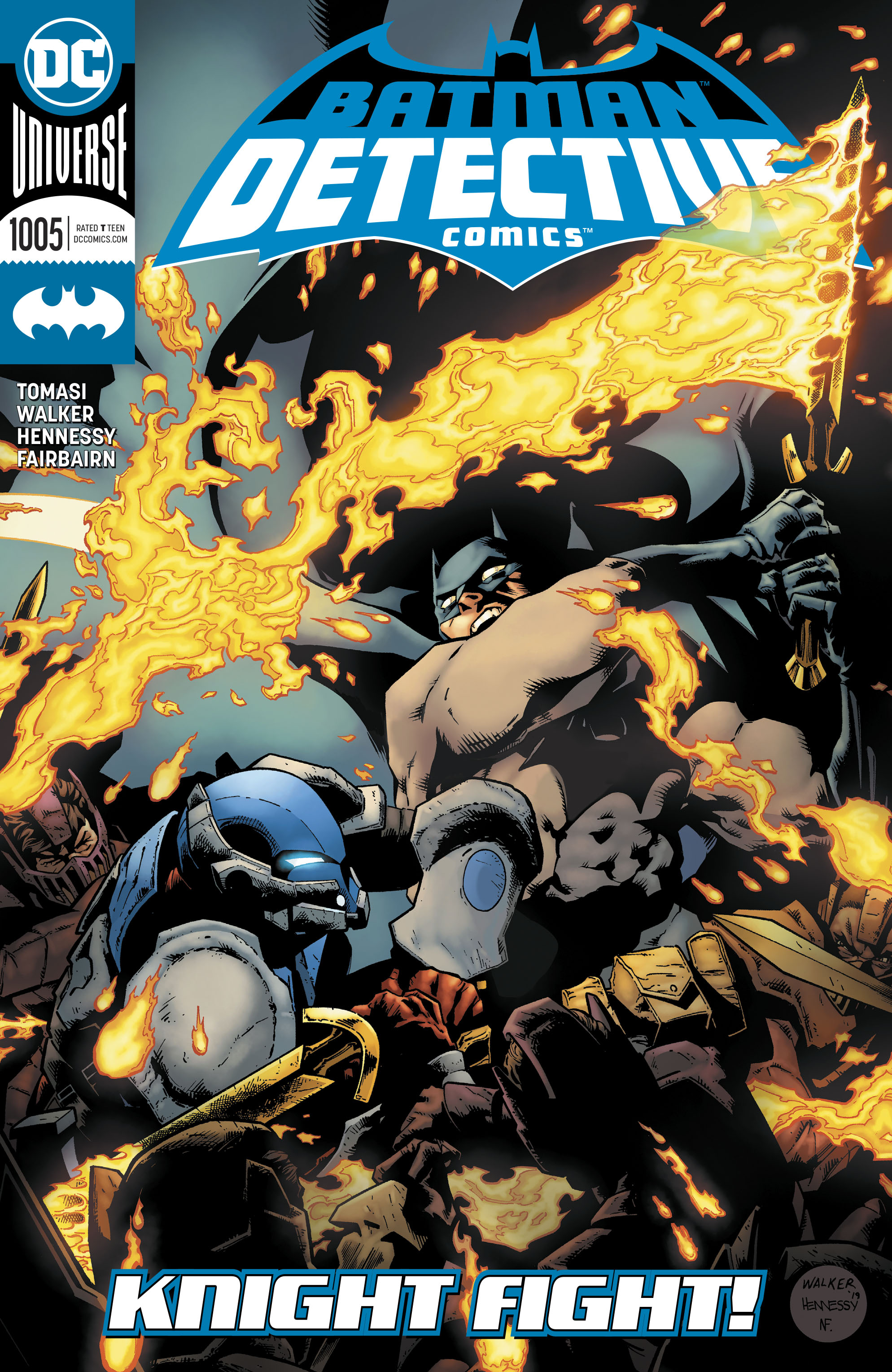 Detective Comics (2016-): Chapter 1005 - Page 1