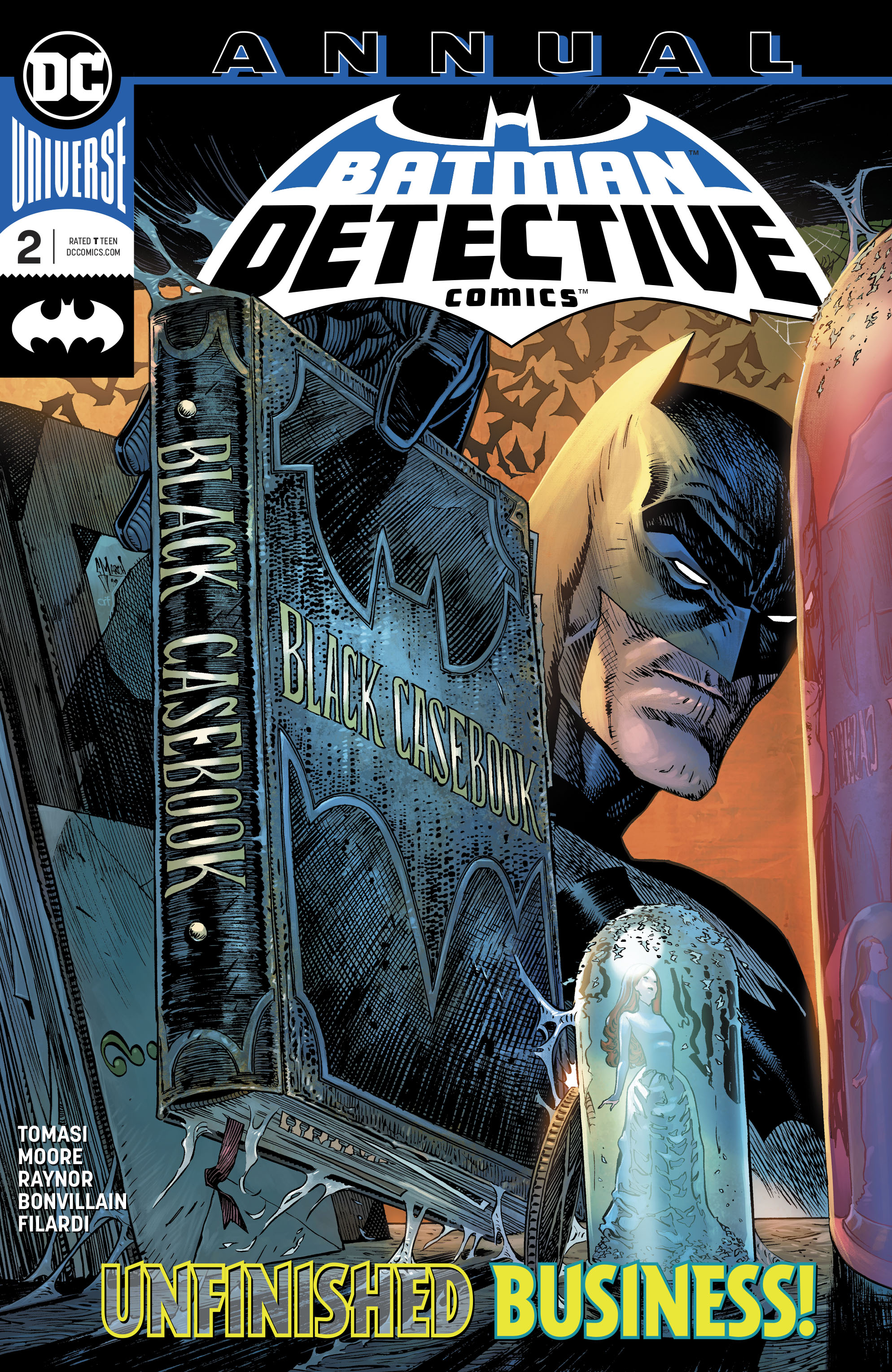 Detective Comics (2016-): Chapter Annual 2 - Page 1
