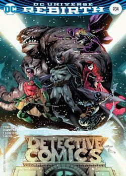 Detective Comics (2016-)
