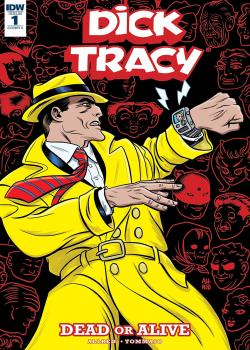 Dick Tracy: Dead or Alive (2018-)