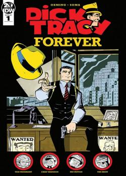 Dick Tracy Forever (2019-)