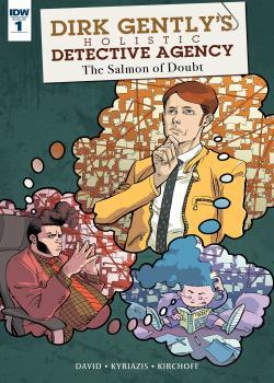 Dirk Gently:怀疑的鲑鱼(2016-)