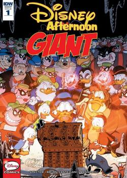 Disney Afternoon Giant (2018-)