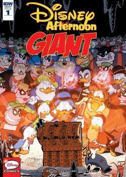 迪士尼下午巨人(2018-)