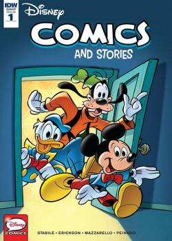 Disney Comics and Stories (2018-)