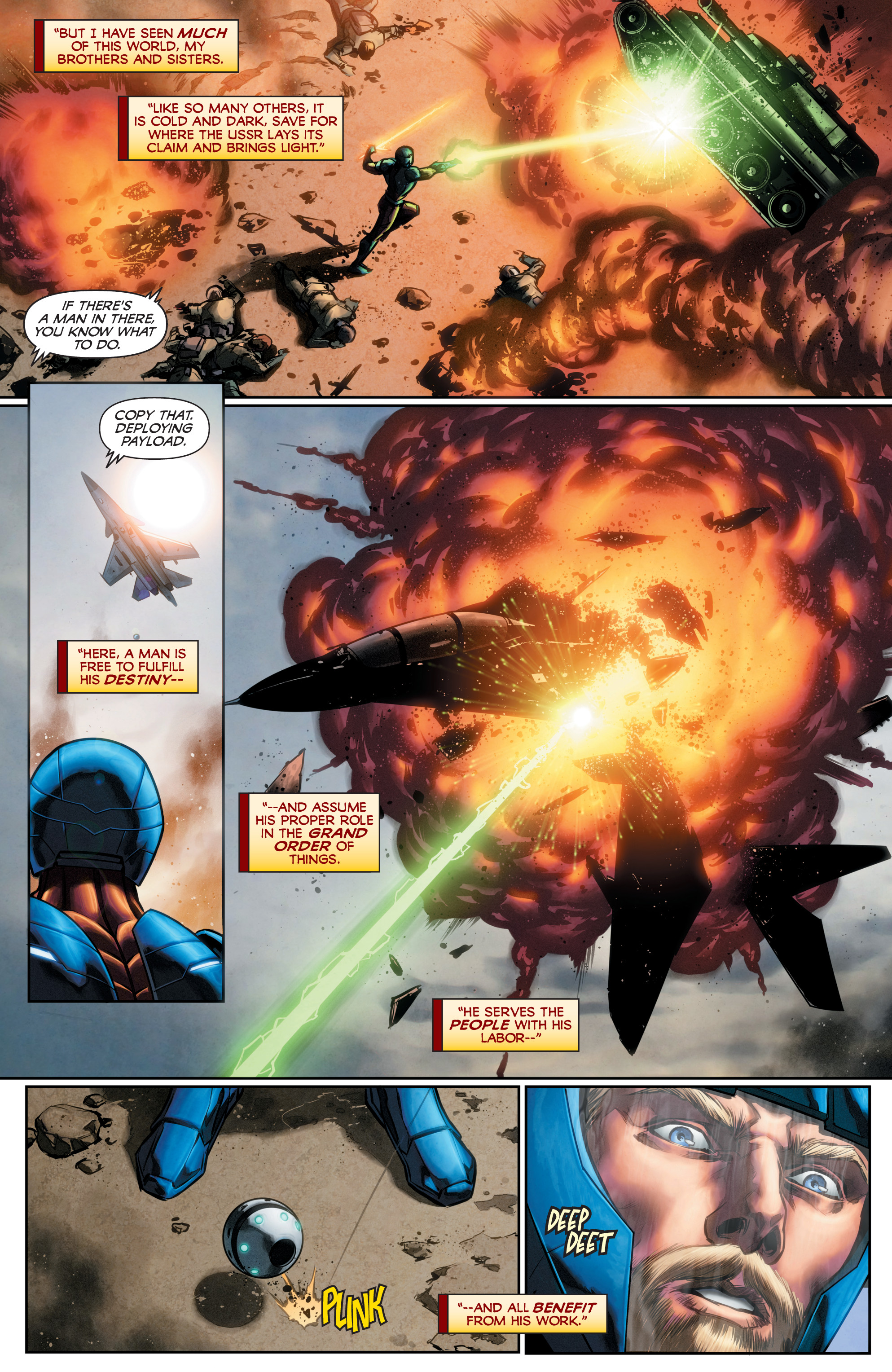 Divinity III: Heroes of the Glorious Stalinverse (2017): Chapter 1 - Page Divinity III: Heroes of the Glorious Stalinverse (2017)