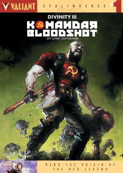 神圣III:Komandar Bloodshot(2016-)