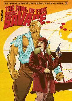 Doc Savage: Ring Of Fire (2017)