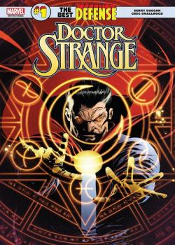 Doctor Strange: The Best Defense (2018)