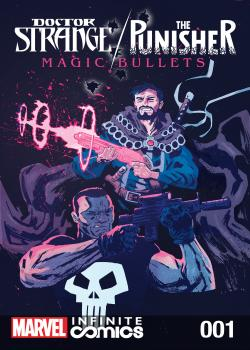 Doctor Strange - The Punisher - Magic Bullets Infinite