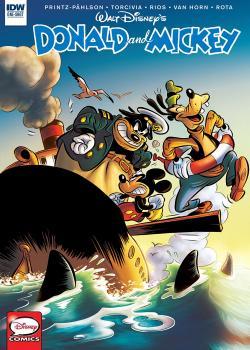 Donald and Mickey: Treasure Archipelago (2017)