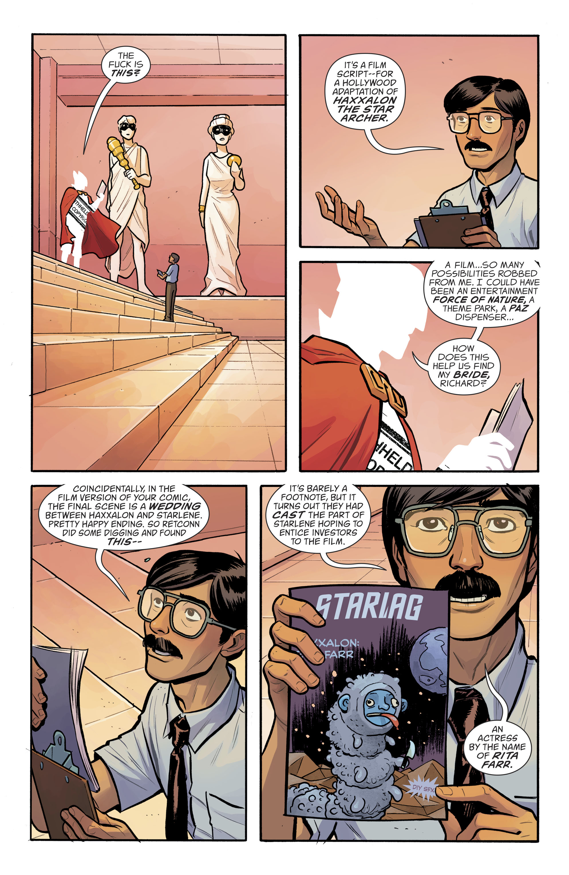 Doom Patrol (2016-) Chapter 10 - Page 9