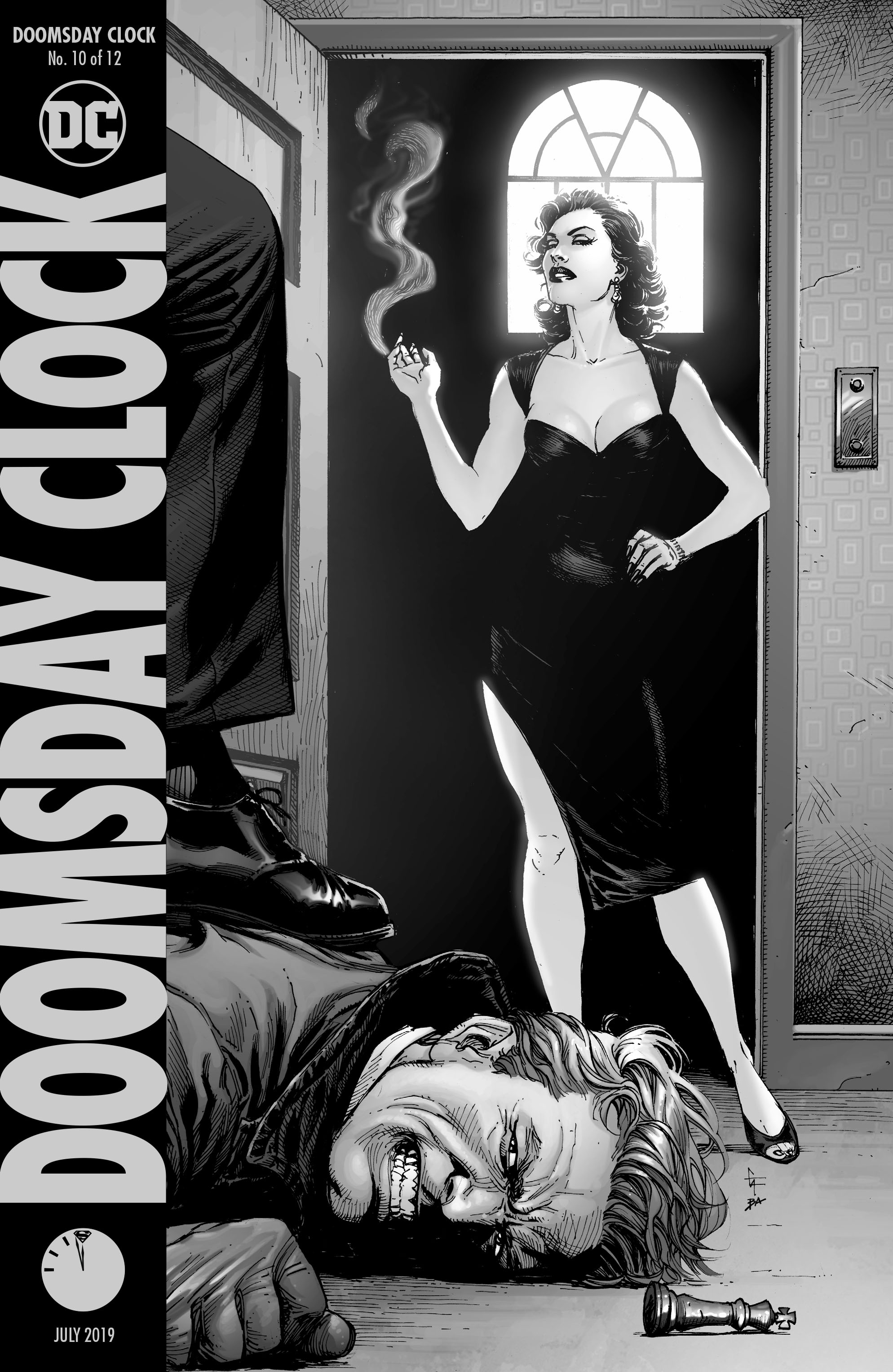 Doomsday Clock (2017-): Chapter 10 - Page 1