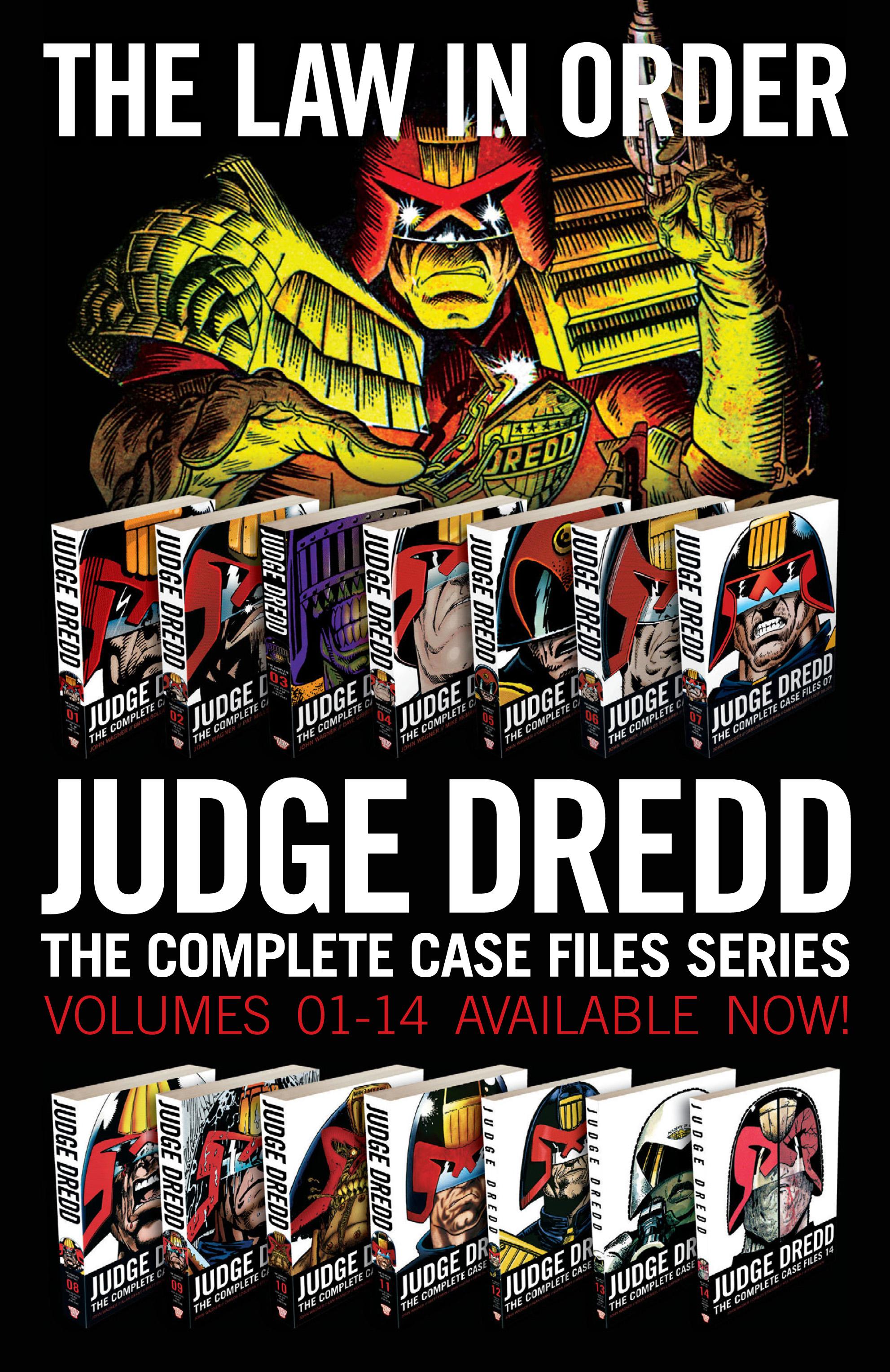Dredd Furies(2018): Chapter 1 - Page Dredd Furies(2018)
