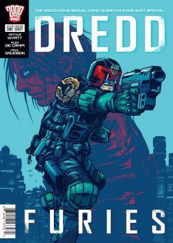 Dredd Furies (2018)