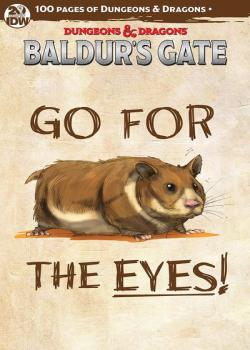 Dungeons & Dragons: Baldur's Gate 100-pager (2019-)