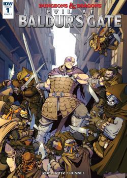 Dungeons & Dragons: Evil at Baldur