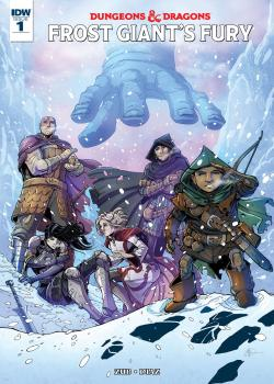 Dungeons & Dragons: Frost Giant's Fury (2017-)