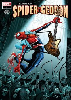 Edge of Spider-Geddon (2018)