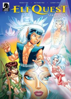 Elfquest: Stargazer's Hunt (2019-)