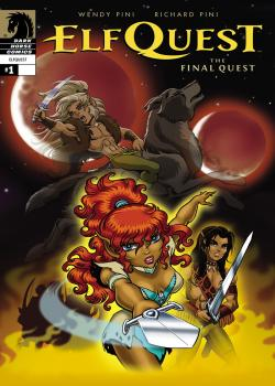 Elfquest: The Final Quest (2015-)