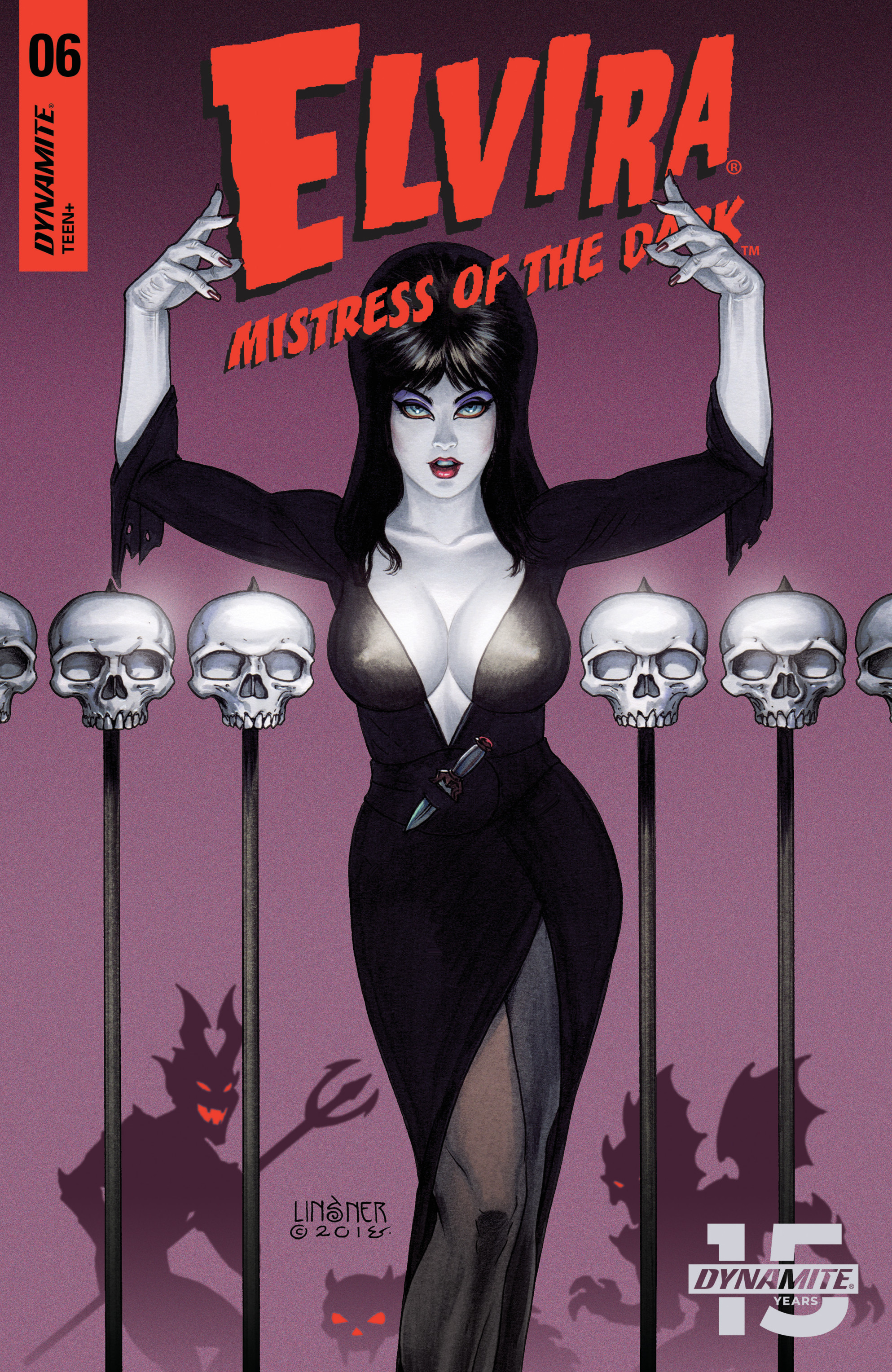 Elvira: Mistress Of The Dark (2018-): Chapter 6 - Page 1