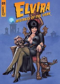Elvira: Mistress Of The Dark (2018-)