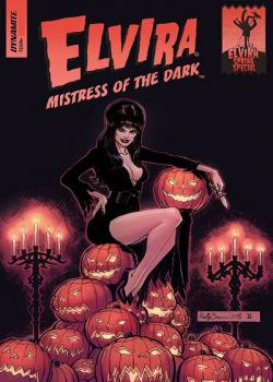 Elvira: Mistress Of The Dark: Spring Special (2019)